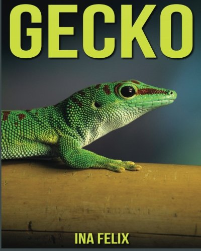 Gecko: Children Book of Fun Facts & Amazing Photos on Animals in Nature - A Wonderful Gecko Book for Kids aged 3-7