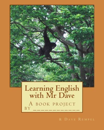 Learning English with Mr Dave (Volume 1)