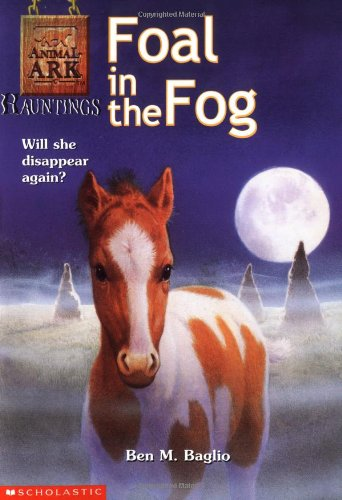 Foal in the Fog (Animal Ark Hauntings #5)