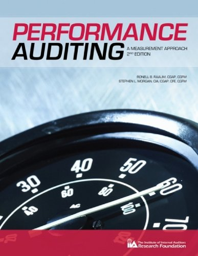 Performance Auditing: A Measurement Approach - 2nd Edition