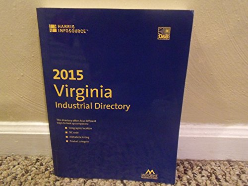 Harris Virginia Industrial Directory 2015