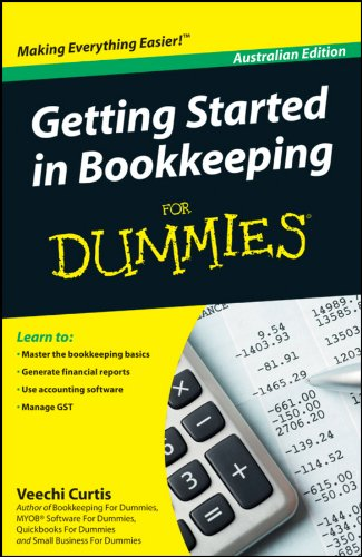 Getting Started in Bookkeeping For Dummies