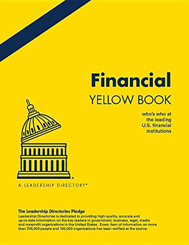 Financial Yellow Book: Winter 2016  Volume 29, Number 1