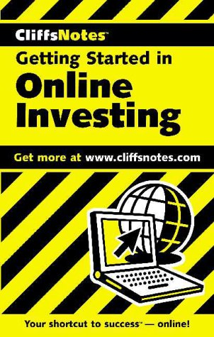 CliffsNotes Getting Started in Online Investing (Cliffsnotes Literature Guides)