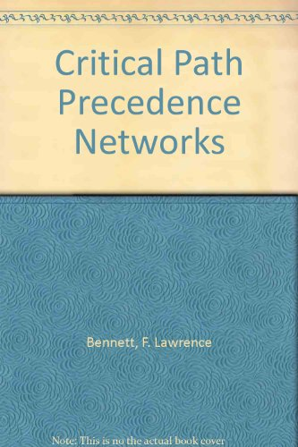 Critical Path Precedence Networks