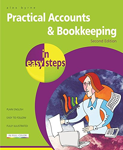 Practical Accounts & Bookkeeping in easy steps