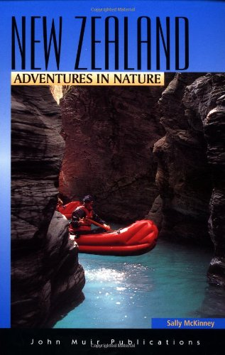 DEL-Adventures in Nature: New Zealand (Adventures in Nature (John Muir))