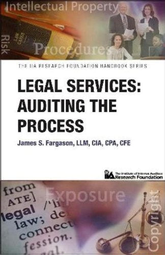 Legal Services: Auditing the Process