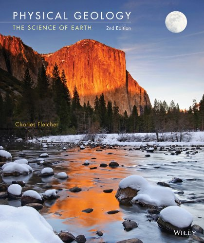 Physical Geology: The Science of Earth 2e Binder Ready Version + WileyPLUS Learning Space Registration Card