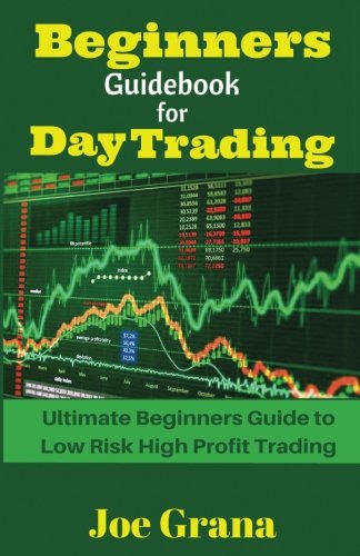 Beginners Guidebook for Day Trading: Ultimate Beginners Guide to Low Risk High Profit Trading