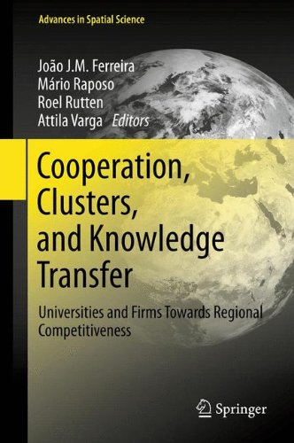 Cooperation, Clusters, and Knowledge Transfer: Universities and Firms Towards Regional Competitiveness (Advances in Spatial Science)
