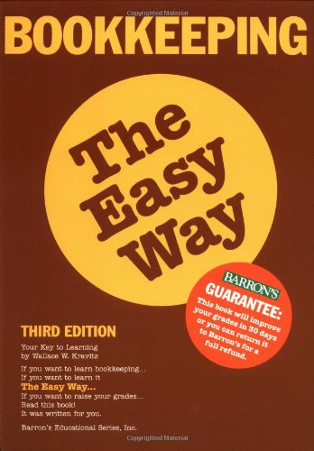 Bookkeeping the Easy Way (Easy Way Series)