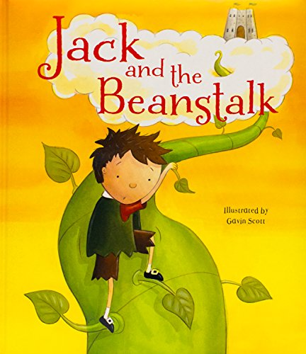 Jack And The Beanstalk (PIC Pad Fairy)