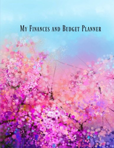 My Finances and Budget Planner (Extra Large Weekly Bill Organizer) (Volume 23)