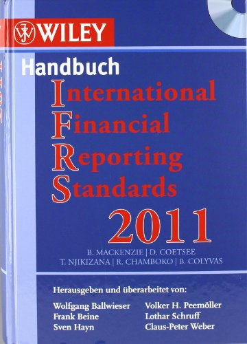 Handbuch IFRS 2011 (German Edition)
