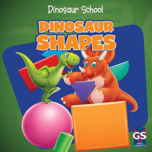 Dinosaur Shapes (Dinosaur School)