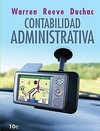 Contabilidad Administrativa (English and Spanish Edition)