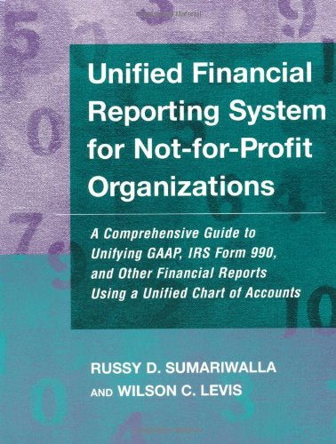 Unified Financial Reporting System for Not-for-Profit Organizations
