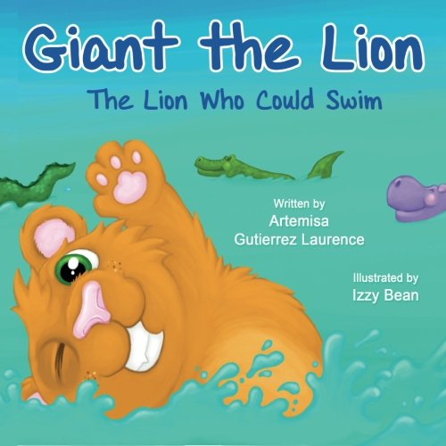 Giant the Lion, The Lion Who Could Swim