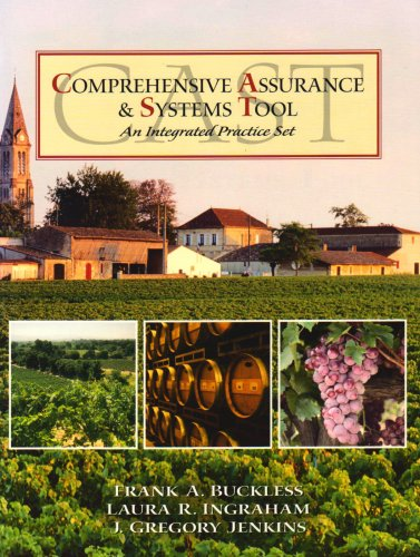 Comprehensive Assurance & Systems Tool with Peachtree Complete 2004 Software