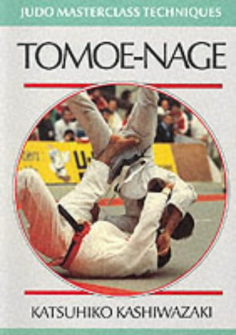Book, Judo Masterclass Techniques, Tomoe-Nage