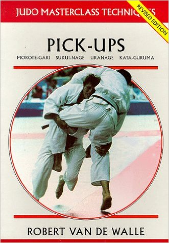 Book, Judo Masterclass Techniques, Pick-Ups