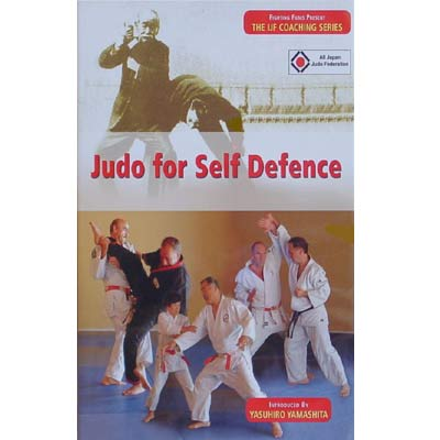 DVD Judo for Self Defence