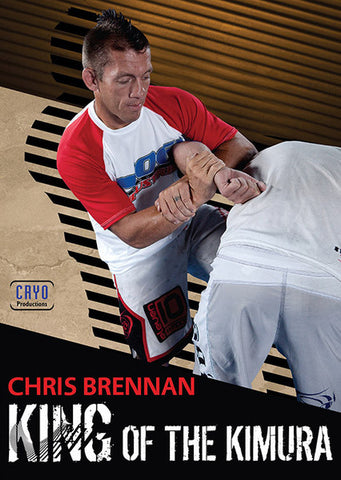 DVD King of the Kimura with Chris Brennan