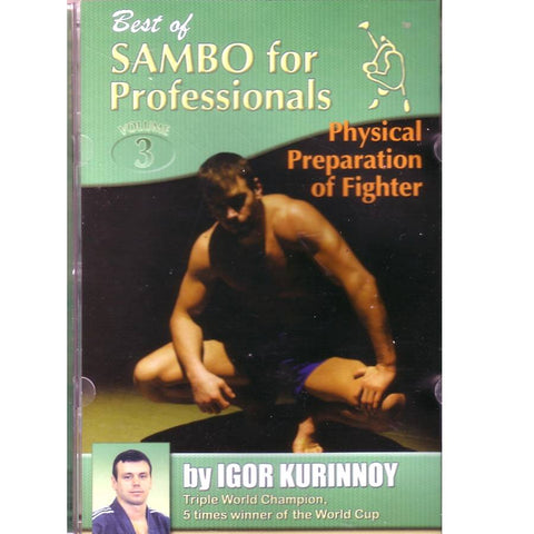 DVD Sambo for Professionals, Vol. 3