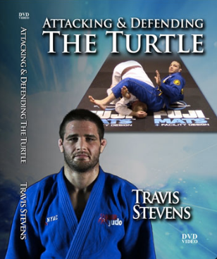 Attacking and Defending the Turtle – 2 DVD Set by Travis Stevens