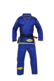 BJJ Revolution Gi Black Kids