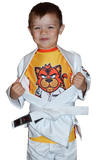 FUJI Sports Toshi the Tiger Rash Guard, Kids