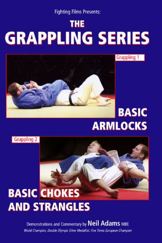 DVD the Grappling Series