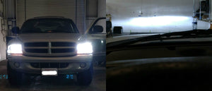 2000 Dodge Durango T8 BiLED Conversion