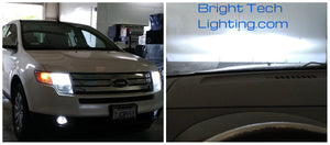 2010 Ford Edge LED Conversion