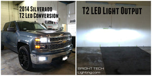 2014 Chevy Silverado T2 LED Conversion