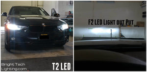 2014 BMW 328i T2 LED Conversion
