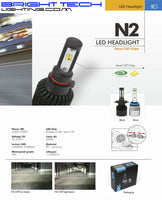 N2 LED Conversion
