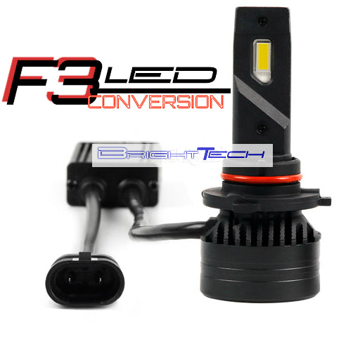 F3 LED Conversion