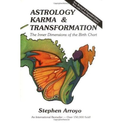 Astrology/karma & Transformation 2Nd Ed - Books