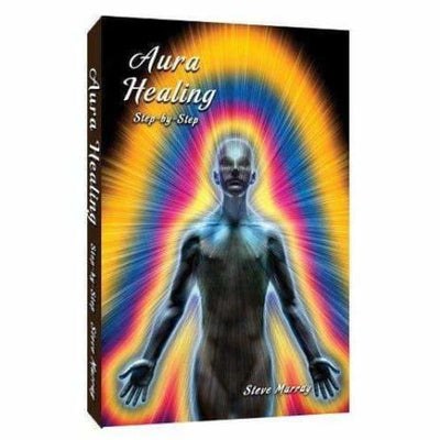 Aura Healing Step By Step By Reiki Master Steve Murray - Dvds And Movies