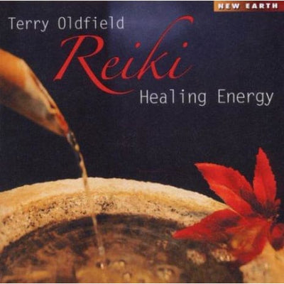 Reiki Healing Energy - Cds And Music