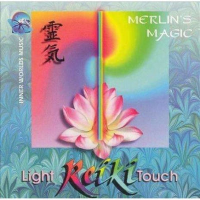 Reiki: The Light Touch - Cds And Music