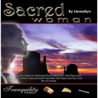 Sacred Women By Llewellyn (0001-01-01) - Cds And Music