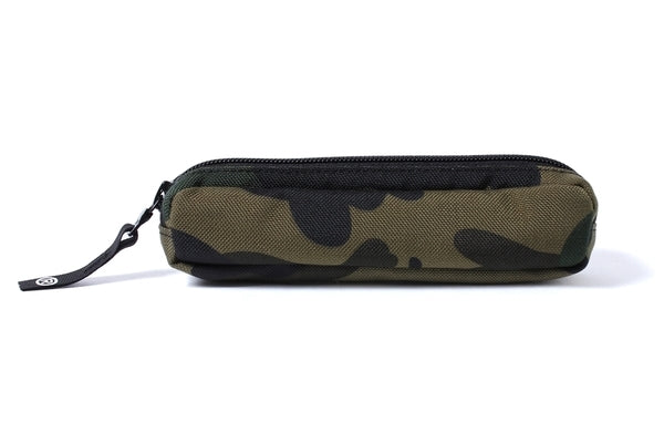 Bape 1st Camo Pencil Case (Cordura) Green