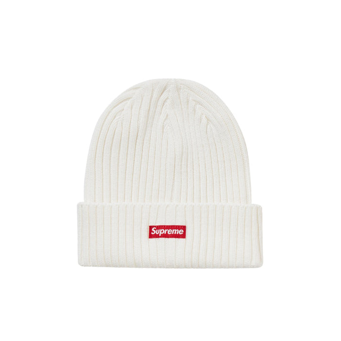 Supreme Overdyed Beanie (SS20) White