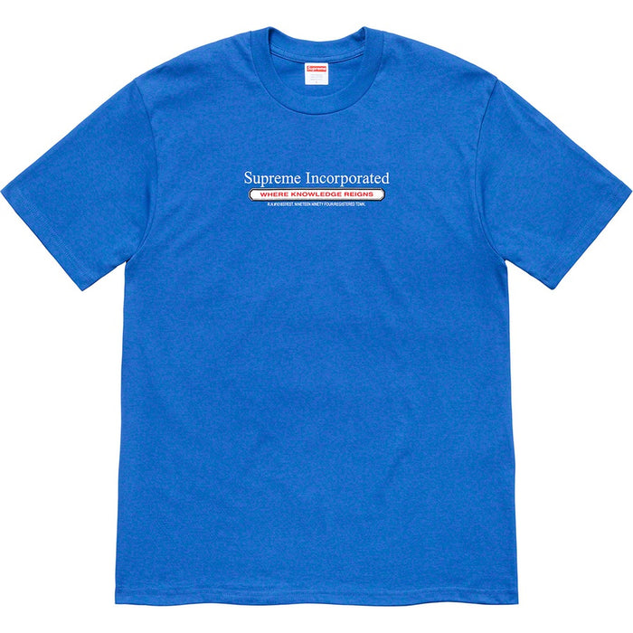 Supreme Inc. Tee Royal