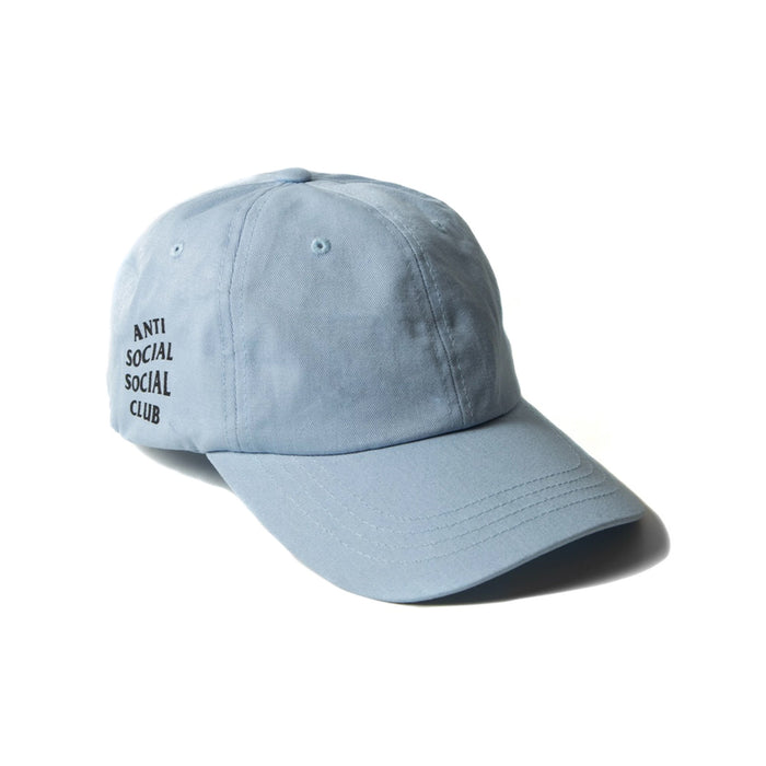 Anti Social Social Club Weird Cap Baby Blue