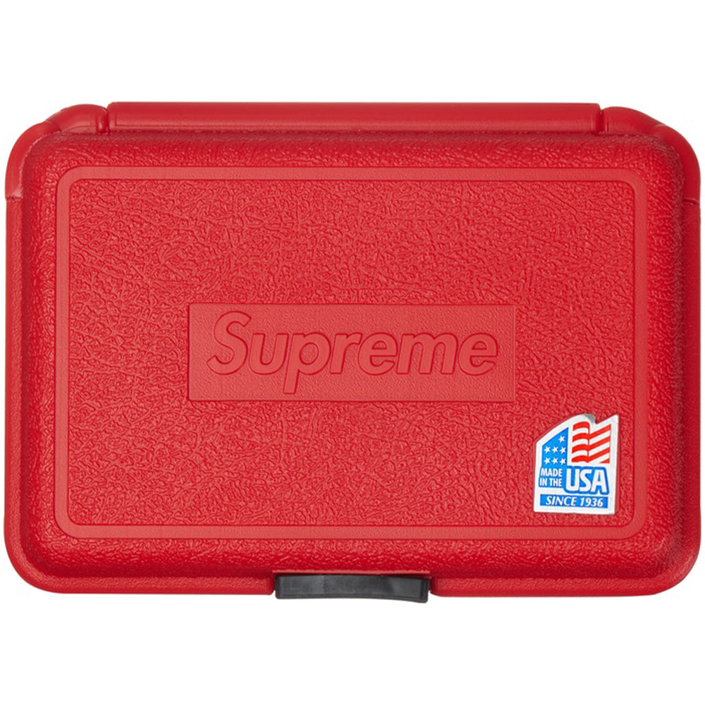 Supreme Chapman Screwdriver Set Red