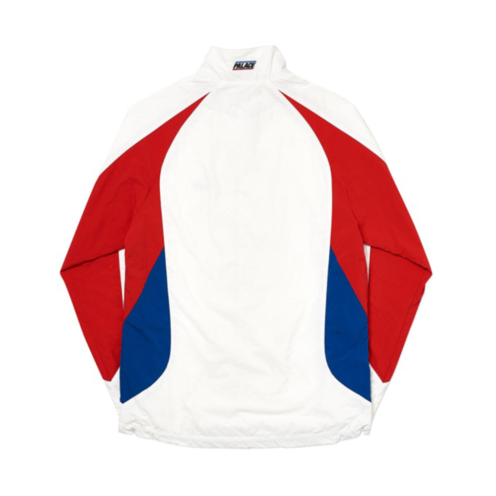 Palace Revealer Shell Jacket White